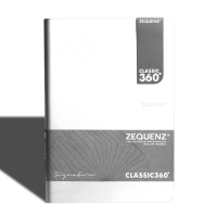 Signature Journal A5(L) White Blank