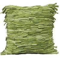 BAMBOO CUSHION-GREEN