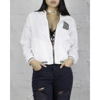 Womens Casual Linen Jacket