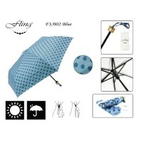 Fold Umbrella F3/002 - Blue