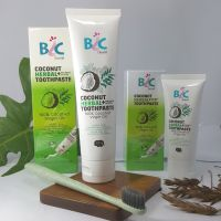 BLC Coconut Herbal Toothpaste