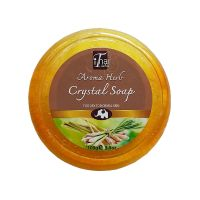 AROMA HERB CRYSTAL SOAP 100G.