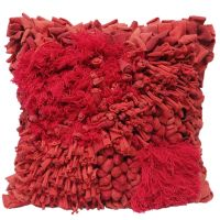 ANNIVERSARY CUSHION-RED