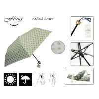Fold Umbrella F3/002 - Brown