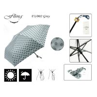 Fold Umbrella F3/002 - Grey